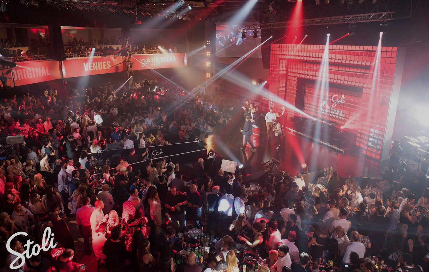 Stoli Original Bar & Club Awards 2015