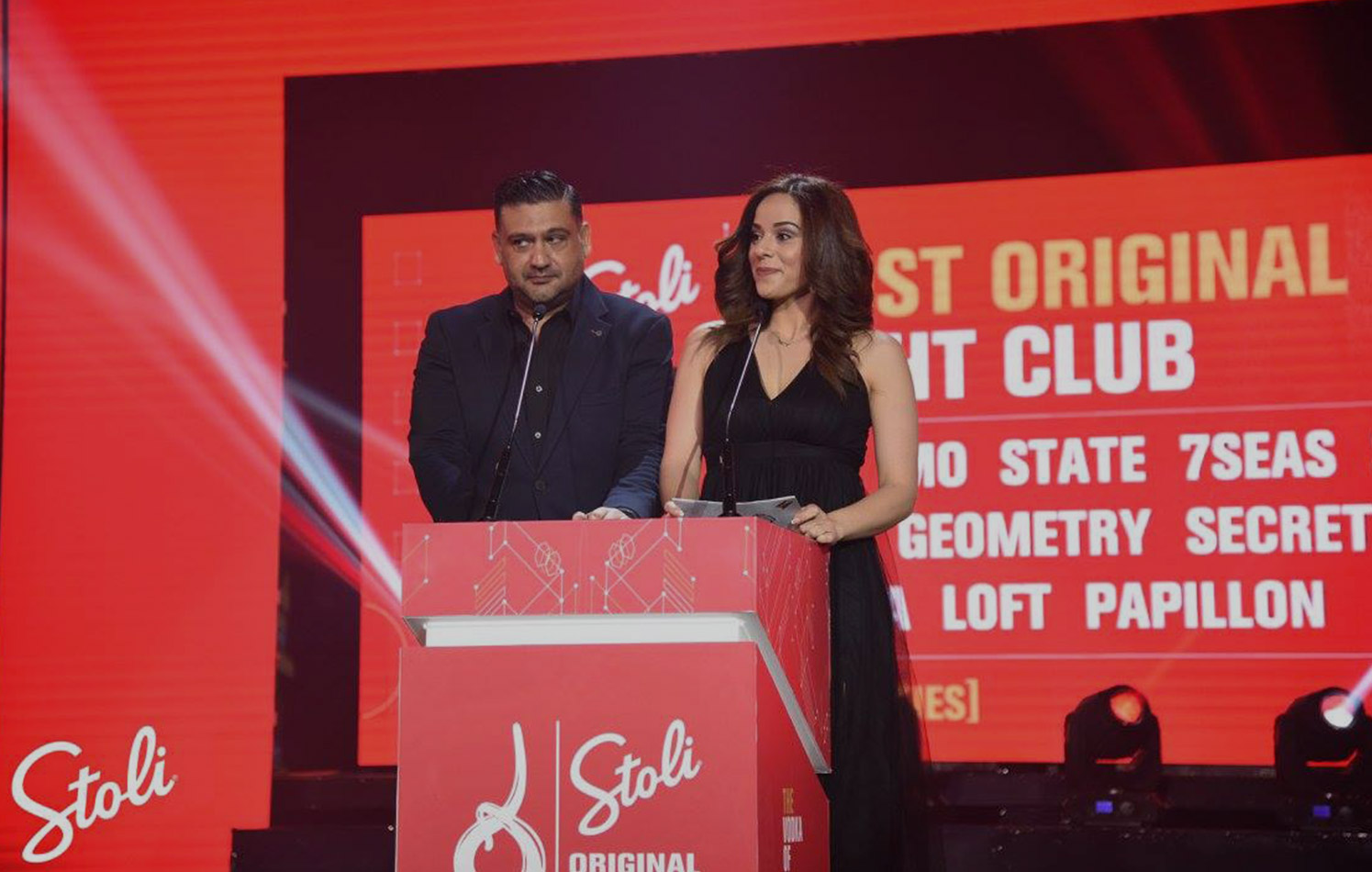 Stoli Original Bar & Club Awards 2016